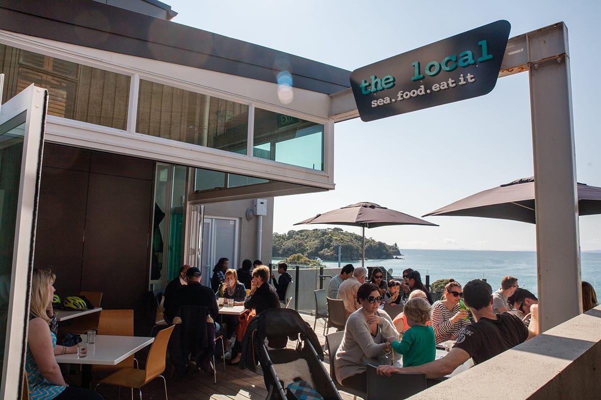 The Local – Bar & Restaurant, Waiheke Island